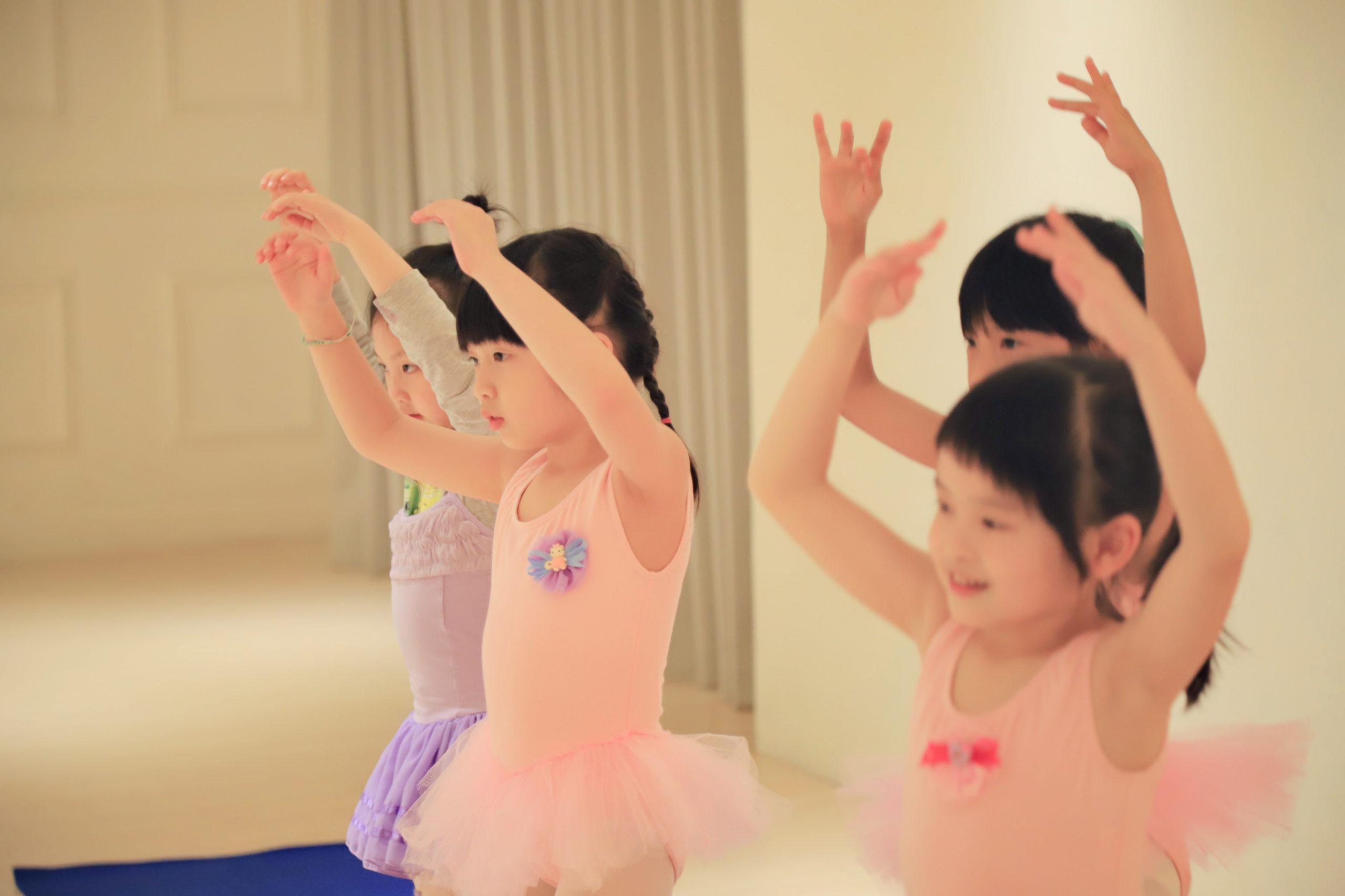 幼兒律動-舞動世界兒童舞蹈教室
